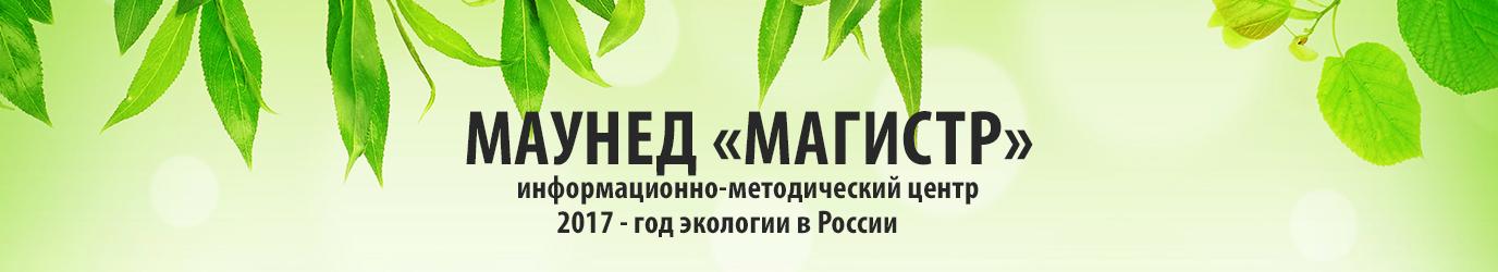 МАУНЕД «МАГИСТР» информационно-методический центр